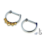 Industrial Strength septum clickers